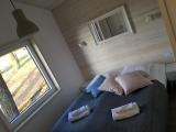 Domek M sypialnia